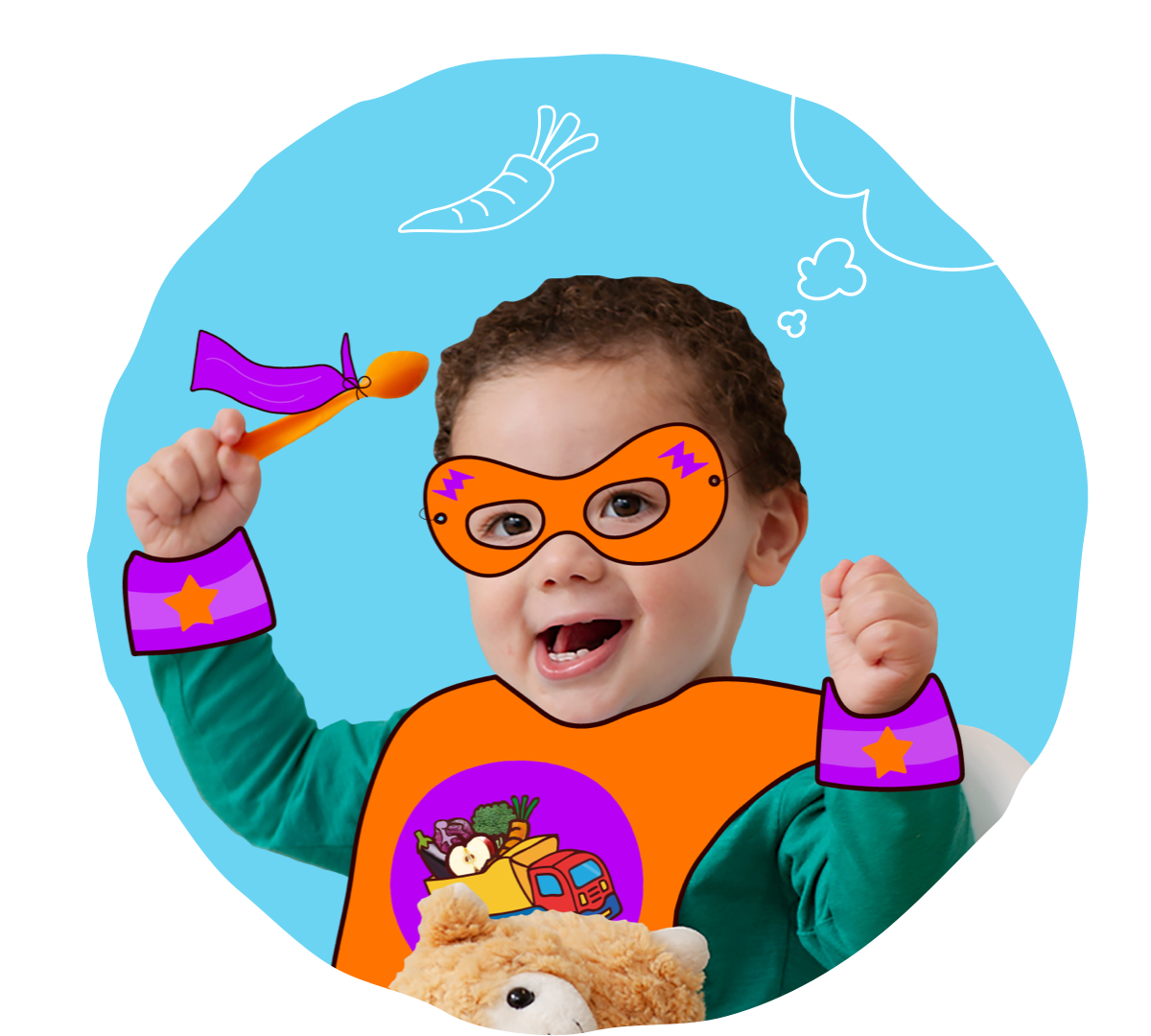 Hero image for Good For Little Tummies
