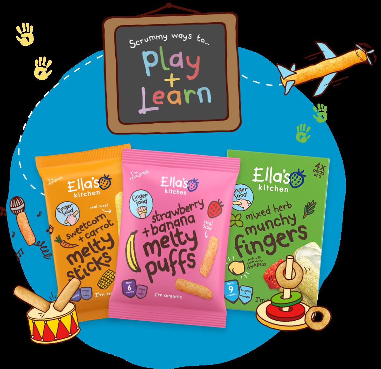 Hero image for Finger Foods